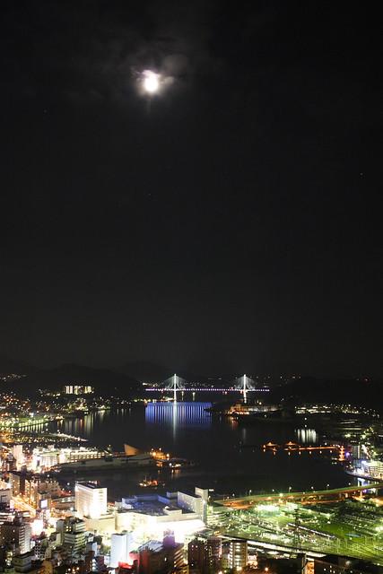 港町の眺望