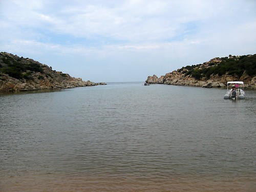 Cala d'Accuda (d'Agulia)