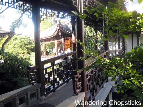 Day 4.12 Lan Su Chinese Garden (Portland Classical Chinese Garden) - Portland - Oregon 28