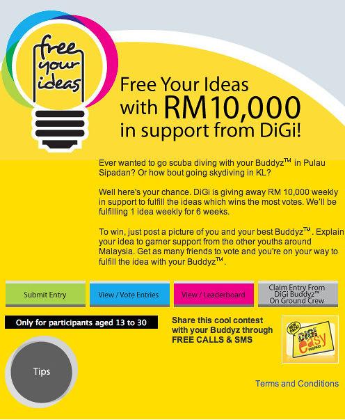 Free Your Idea DiGi