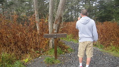 Appalachian Trail at Clingmans Dome