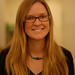 Librarian Kristen LaBonte