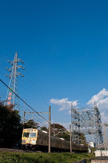 西武鉄道多摩川線101系 223F営業運転終了