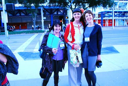 Bari, Heather B, Liesl