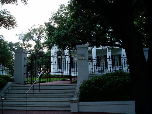 Austin governor's mansion