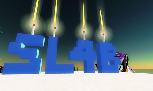 Second Life 4th Birthday