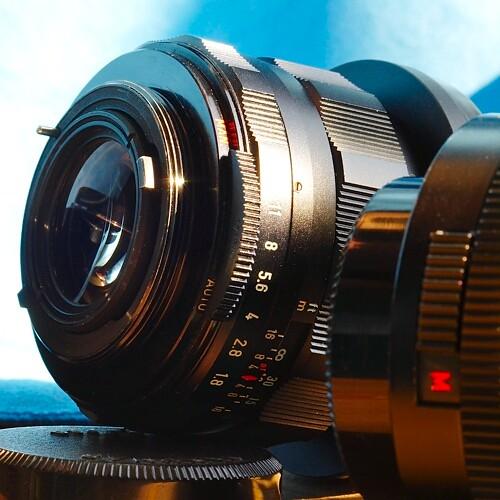 M42 Lens Aperture Pin