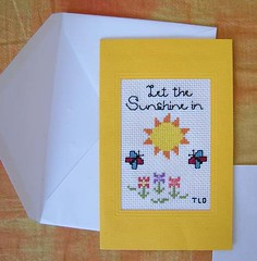 Summer Card exchange: Received