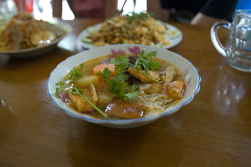 Tinh Tam Vegeterian Restaurant, Hue, Vie by jonolist, on Flickr