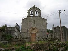 Iglesia de San Fiz de Navo (FreeCat) Tags: rural san arte felix iglesia galicia navio romanico ourense fiz carballio ocarballio