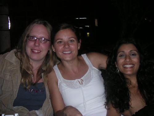 becky, julie y aarti (click para ver más grande)