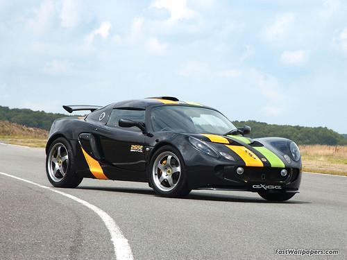Lotus exige 265e 2006
