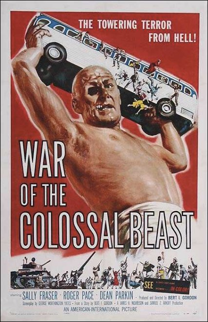 war of the colossal beast a