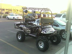 Golf Cart EXTREME