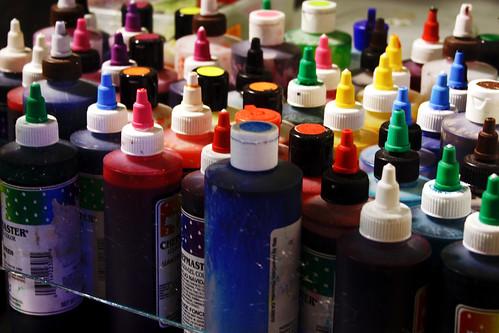 artificial coloring