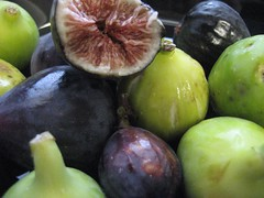 fresh figs (chris_wass) Tags: fruit fig figs