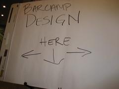 BarcampDC Design