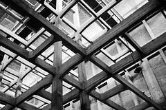 Cubic Space Division ([Heisenberg]) Tags: bw abandoned decay bn abbandono castelfiorentino montedison acidosolforico abigfave pisasocialevent