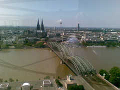 Cologne - Dom (view from tower)