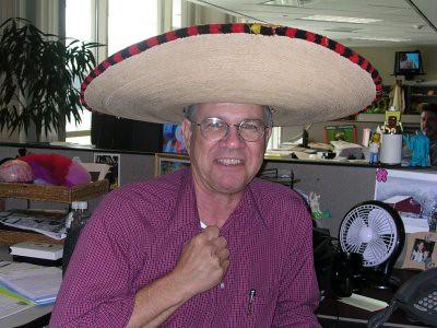 Phil sombrero