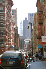 Mercer and Grand, Soho by Alexandra Moss, on Flickr