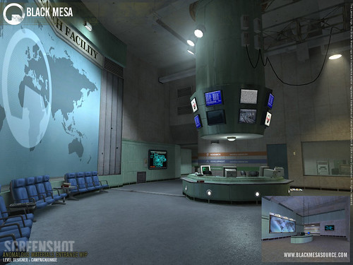 Black Mesa Source juego