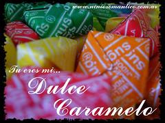 Dulce caramelo