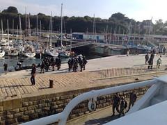 Commandos at Groix (hugovk) Tags: cameraphone autumn france ferry training de soldier island nokia brittany ship harbour ile bretagne assault breizh september camouflage soldiers excercise hvk balaclava boarding commando 2007 commandos syksy 8gb gx le groix llydaw n95 syyskuu groe ranska iledegroix iniz commandosmarine hugovk camera:Make=nokia exif:Focal_Length=56mm exif:ISO_Speed=100 nokian958gb ledegroix inizgroe navalcommandos 06092007052 exif:Flash=autodidnotfire exif:Aperture=28 exif:Orientation=horizontalnormal exif:Exposure=1333 camera:Model=n958gb commandosatgroix meta:exif=1380190686