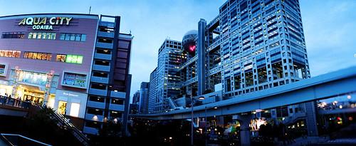 Fuji Building, Odaiba