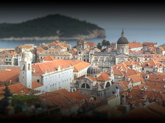 Small Dubrovnik - by wauter de tuinkabouter