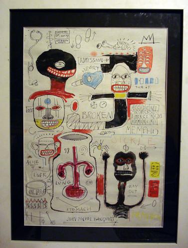 Jean Michel Basquiat ?