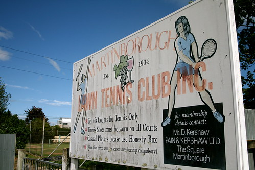 Martinborough Tennis Club