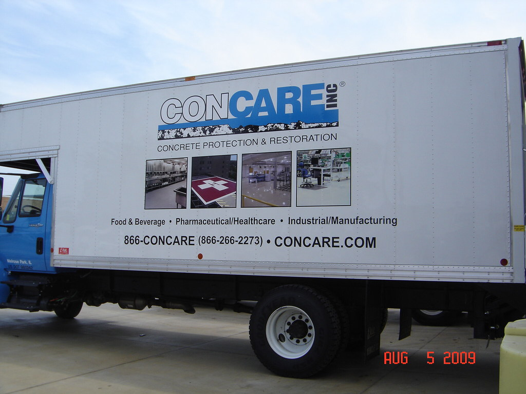 Concare Concrete Protection and Concrete Restoration