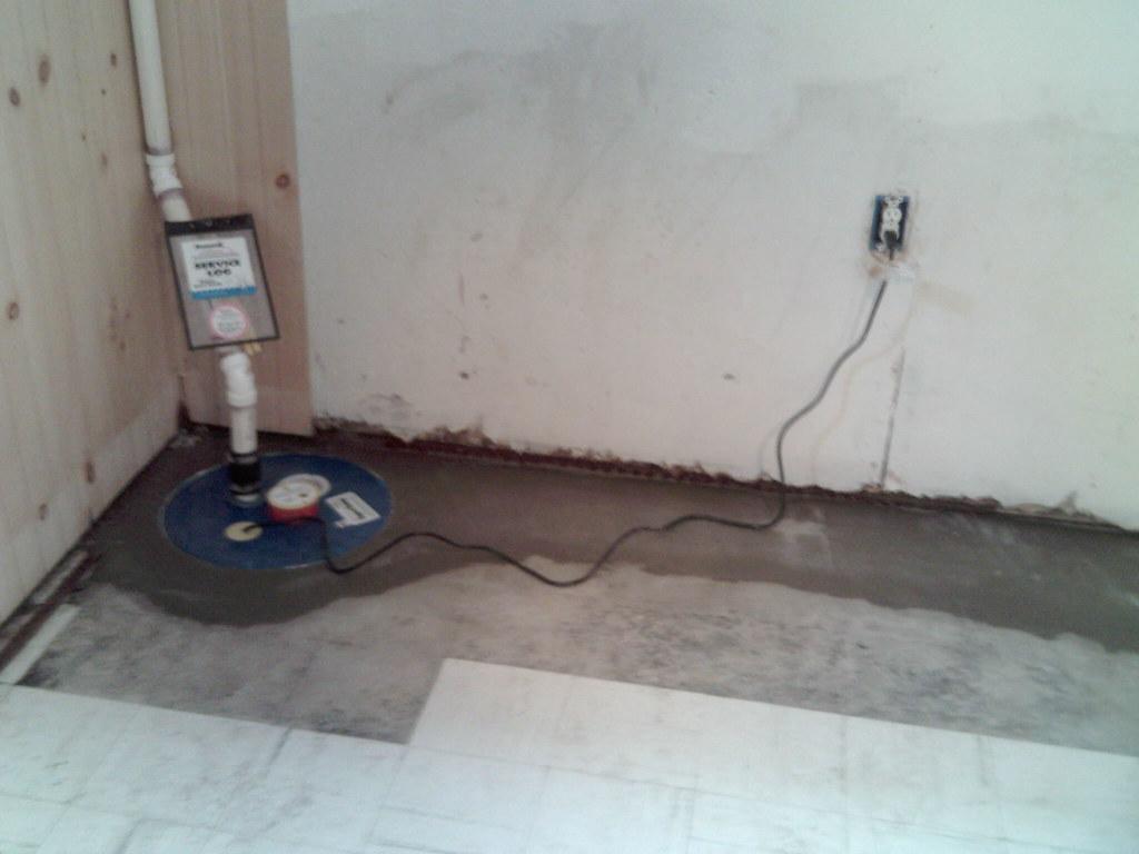 installing sump pump basement pump basement 12 volt dc air pump