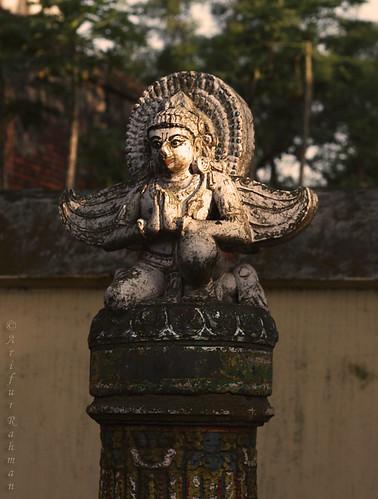Garuda - Dinajpur Rajbari