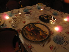 Witches Tea Party: Ghost Walk Tea!
