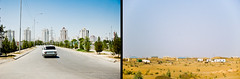 Mirage-3 (Peiboliche) Tags: architecture contrast d50 oasis turkmenistan ashgabat karakum karakumdesert contrastcity