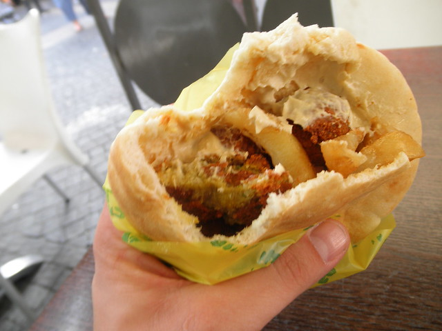 The Great Israeli Falafel Experiment