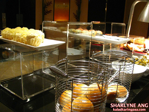 Bread Section - Breakfast Buffet at Traders Hotel