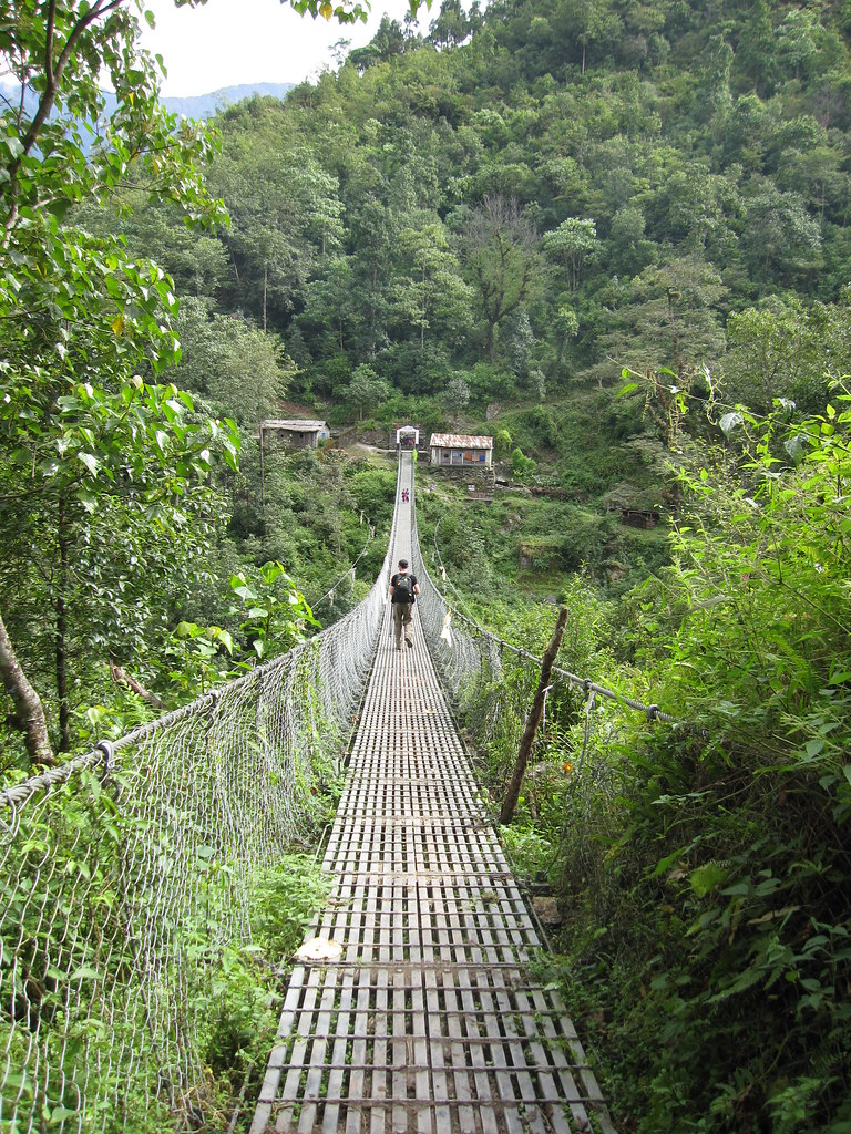 Gurkha bridge