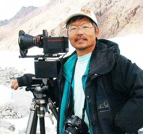 台灣登上聖母峰的第一人 - 高銘和先生