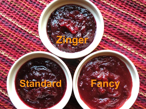 MF Cranberry Sauces