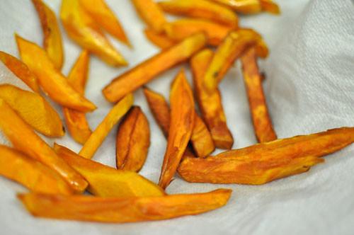 Daigaku Imo (Candied Potatoes)