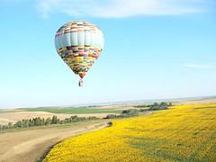 Cómo montarse en globo y no morir en el intento | Sobrevolar Sevilla es un deporte de riesgo ceslava 8