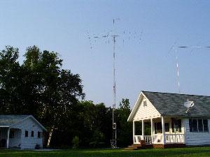 Antennas - Ham Shack
