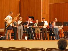 Oboe Band (La Sequencia) Tags: oberlin bpi oberlincollege baroqueperformanceinstitute