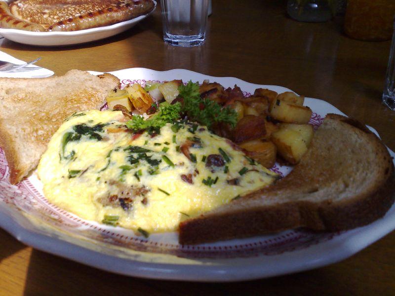 Tuscany Omelet