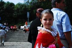 little smile (Koon Yen) Tags: portrait portugal face festival gente joyful sãojoão viladoconde reasontosmile