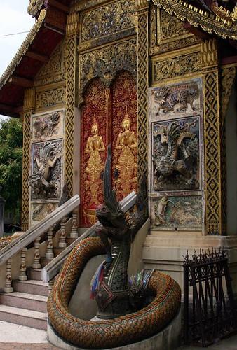 Wat Gate Khar Rnam - the viharn?