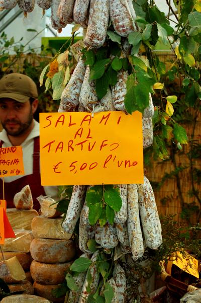 salami al tartufo